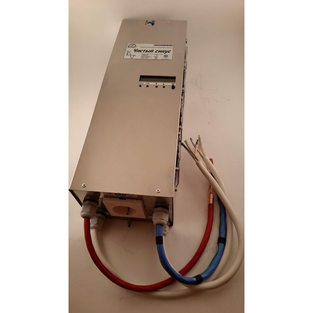 А-Э Прогресс-12-5000-HYBRID, 3 кВт, Инвертор с ЗУ гибридный