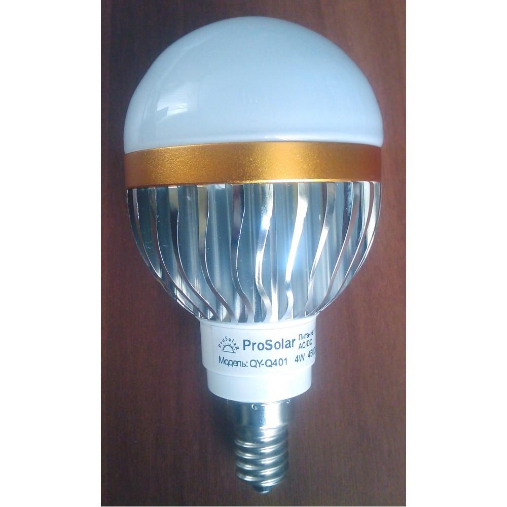 12В 4Вт Светодиодная лампа QY-Q401 E14