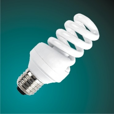 220В 11 Вт Компактная люминесцентная лампа QY-SP11M E27