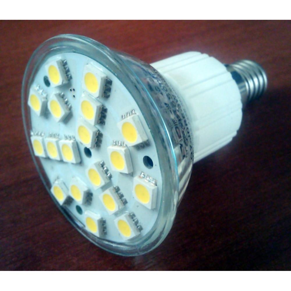 220В 3,5Вт Светодиодная лампа QY-JDRE-3,5W E14 SMD