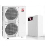 Воздух-вода тепловой насос Mitsubishi electric НВ-16МС-220В, 16 кВт