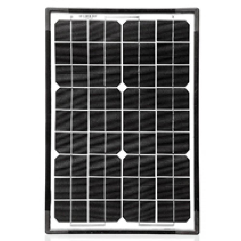 15 Вт 12В, HSE015-36M, Helios Solar, монокристаллическая