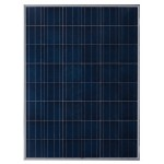 200 Вт HSE200-48P Helios SolarWorks, поли