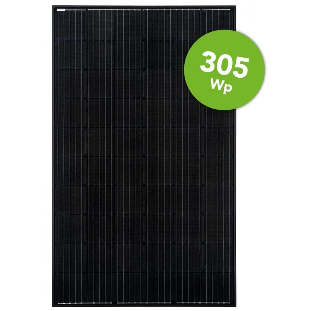 305 Вт Suntech black, моно, солнечные панели