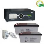 Система для резервного электроснабжения 3 кВт МАП SIN Pro