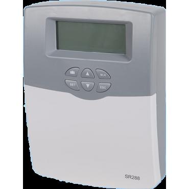 SR 288 Тепловой контроллер для солнечных систем