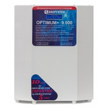 Стабилизатор Энерготех OPTIMUM  9000