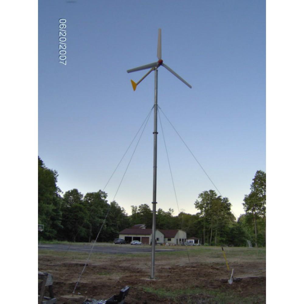 Мачта 6 м для ветрогенератора SWG 0,4 кВт