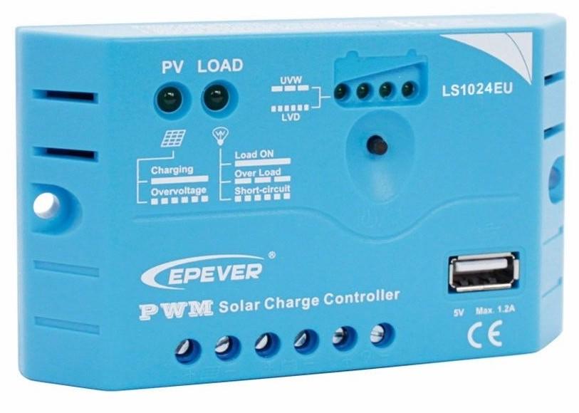 Контроллер заряда EPSolar EPHC
