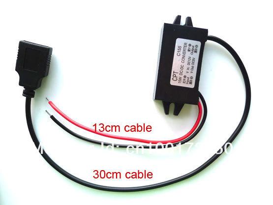 Преобразователь напряжения постоянного тока (12В - 5В 3A).  В данном преобразователе применены последние технологии...
