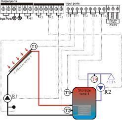 Схемы использования контроллера SR 868