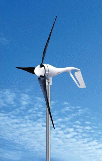 ...установки UniAir-X представляют собой последнее поколение ветрогенераторов малой мощности.