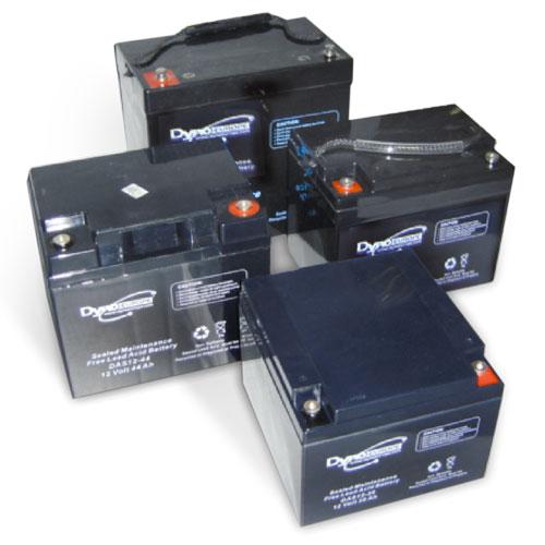герметичные свинцово-кислотные аккумуляторы.